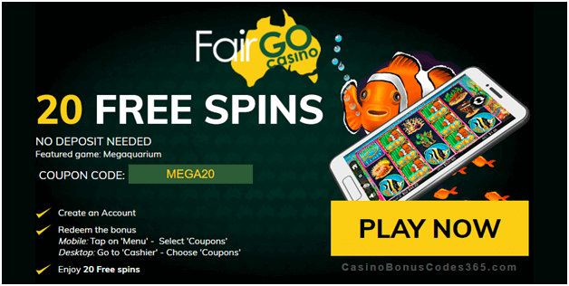 $10 No Deposit casinos- Fair Go