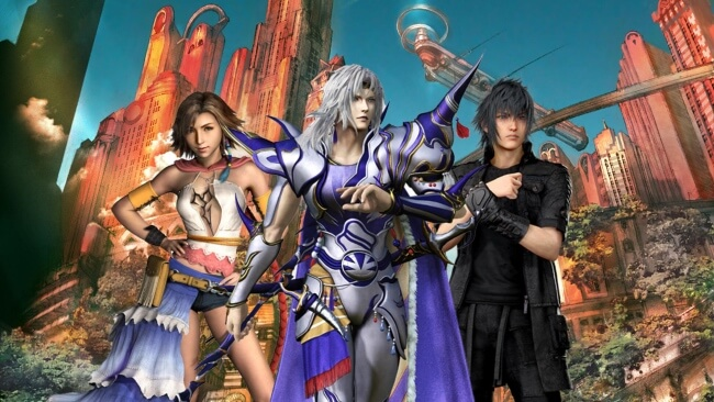 4 Popular Final Fantasy Games to Play on your Smartphone
