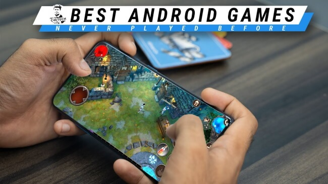 7 Best Android Games to Play this Year