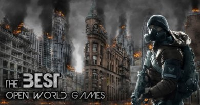 8 Best Open-world Games to Play