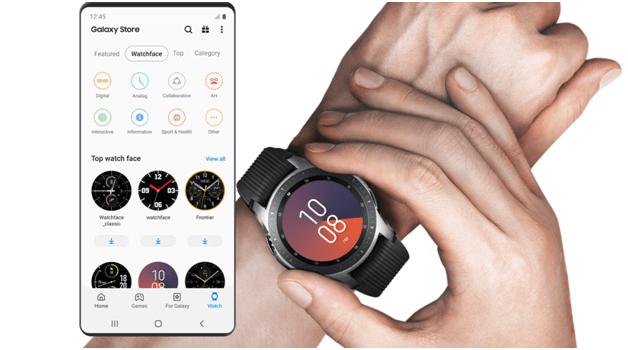 Alexa Gear app