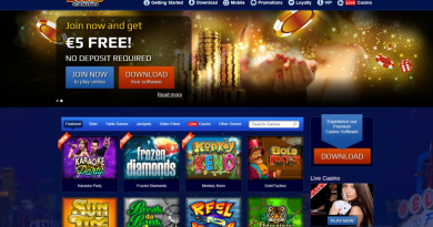 All Slots casino samsung