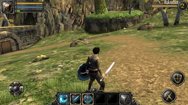 Aralon Sword and Shadow 3d RPG