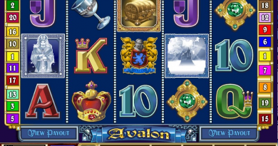 Avalon slot app