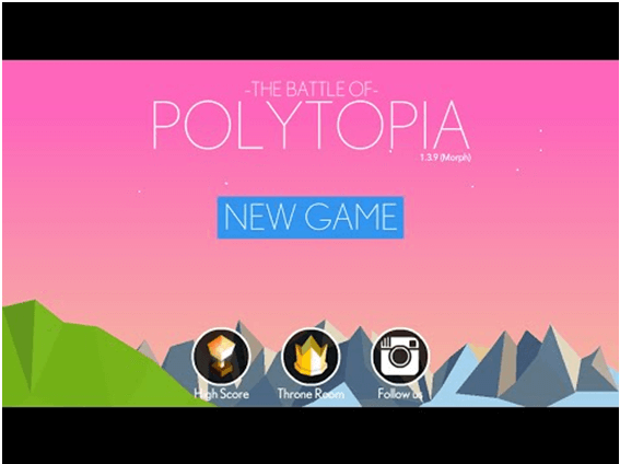 Battle of Polytopia game app