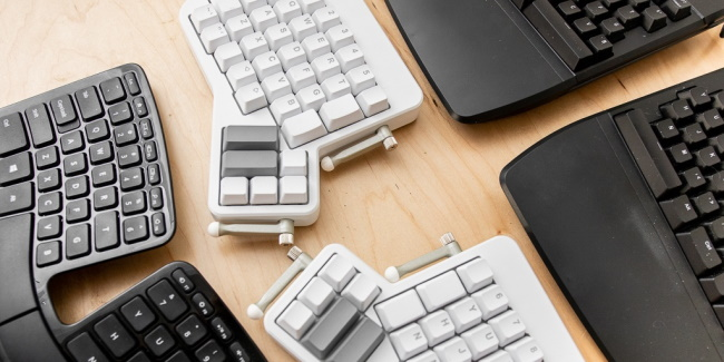 Best 4 Ergonomic Keyboards to Use in 2020