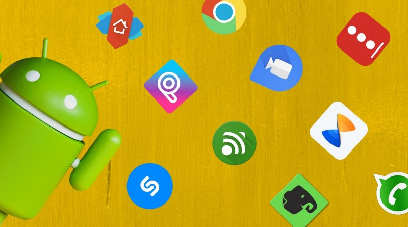 New Android Apps
