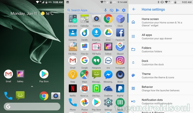 CPL Android Launcher App