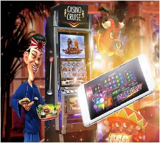 Casino Cruise Samsung Pokies