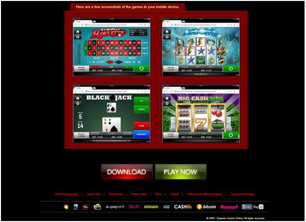 Casino Game Launchers