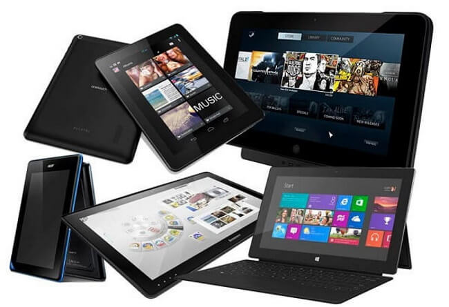 Discover the Top 5 Android Tablets
