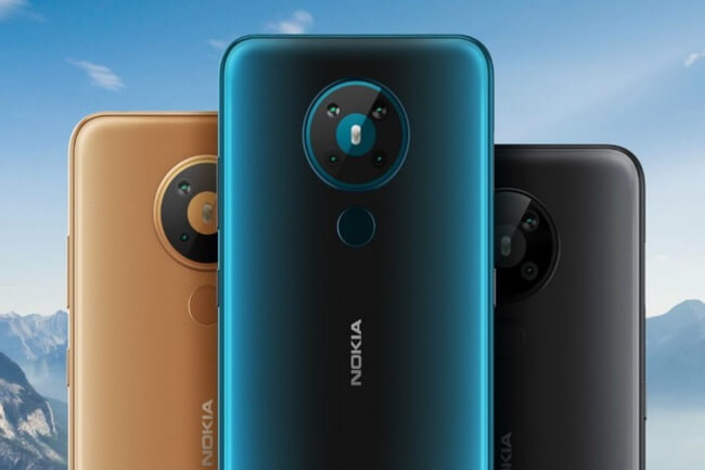 Features of the Nokia 5.3