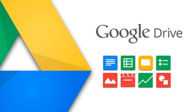 Google-Drive-College-App