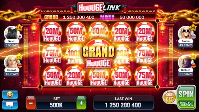 Grand Jackpot and Other Traditional Casino Games Available