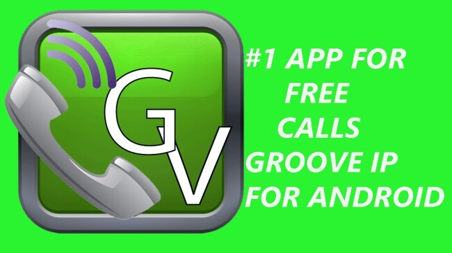 GrooVeIP a free call app