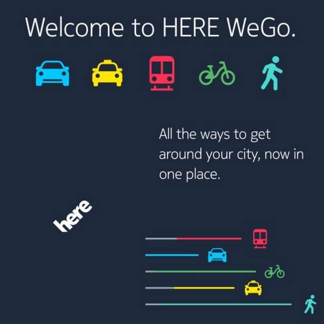HERE WeGo