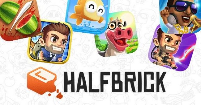 Halfbrick Studios games