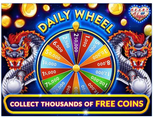 Heart Of Vegas Slot Casino App