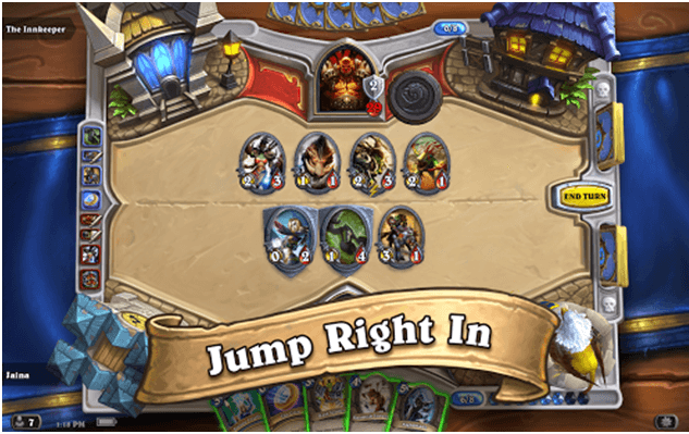 Hearthstone- Android game app