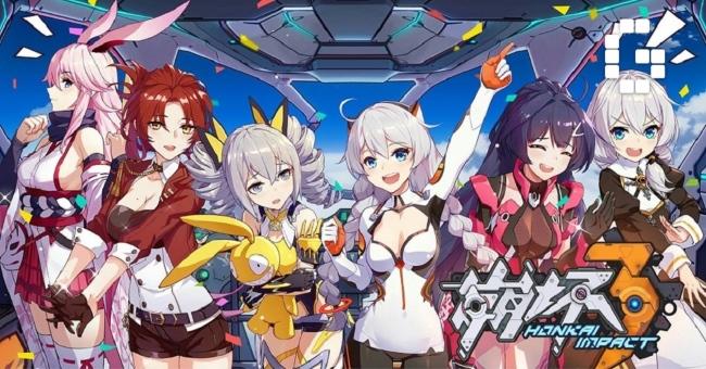 Honkai Impact 3rd Game