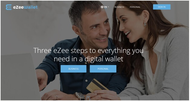 How to get started with ezee wallet