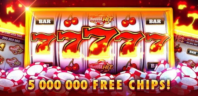 How to play with Slots Huuuge Casino App