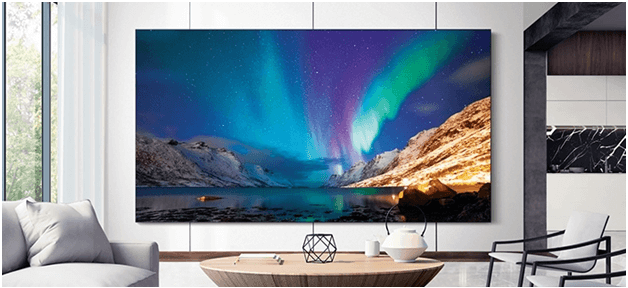 How to update the firmware on a Samsung TV