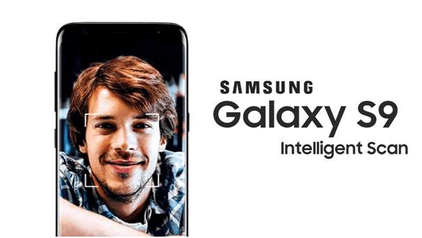 How to set up Intelligent scan on Samsung Galaxy S9
