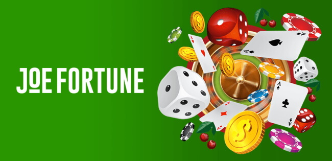 Joe Fortune Casino App