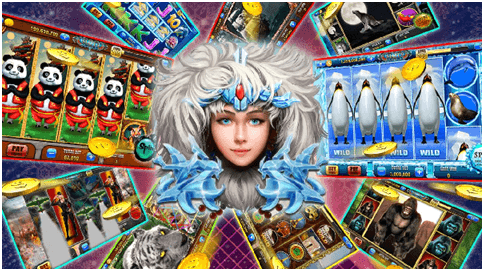 Las Vegas Slot Machines App