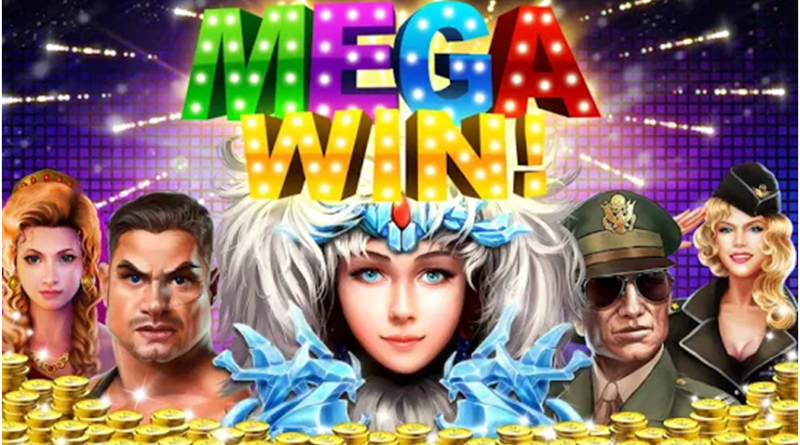 Las Vegas slot machine app