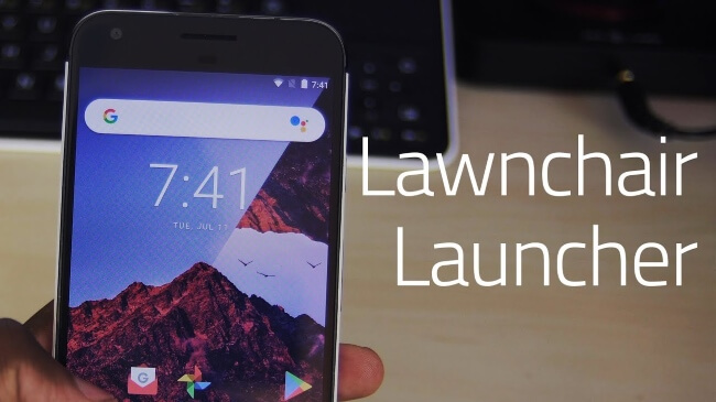 Lawnchair Launcher Android Launcher Apps