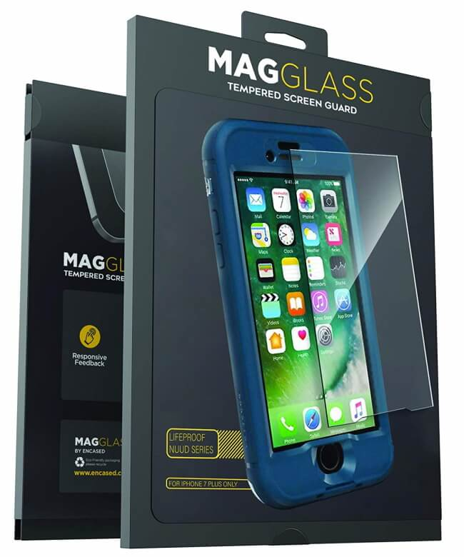 Magglass tempered glass screen protector