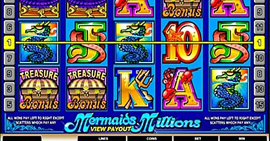 Mermaid Millions app