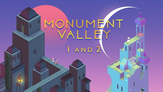 Monument Valley 1 and 2