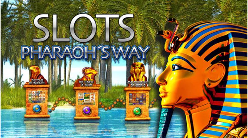 Pharaoh's way slot