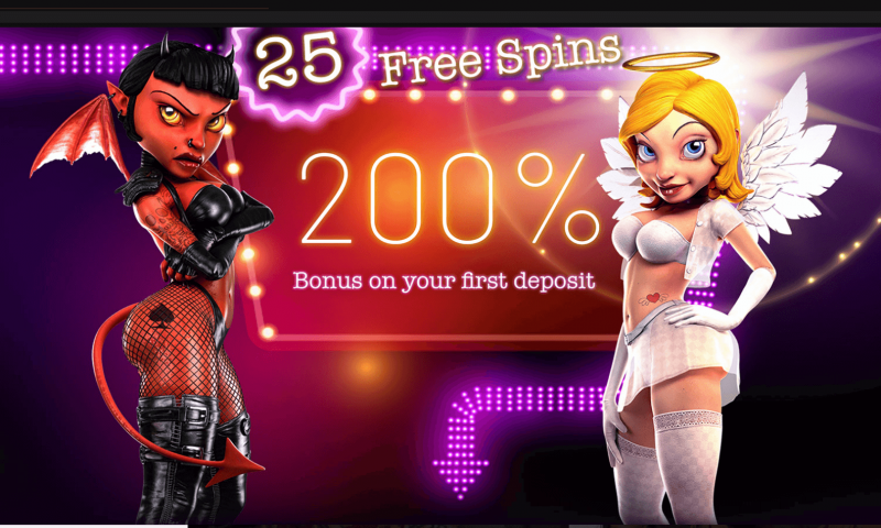 Rich Casino 25 free spins
