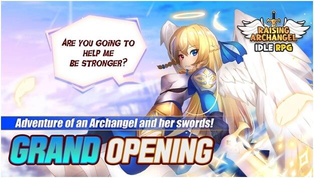 Raising Archangel