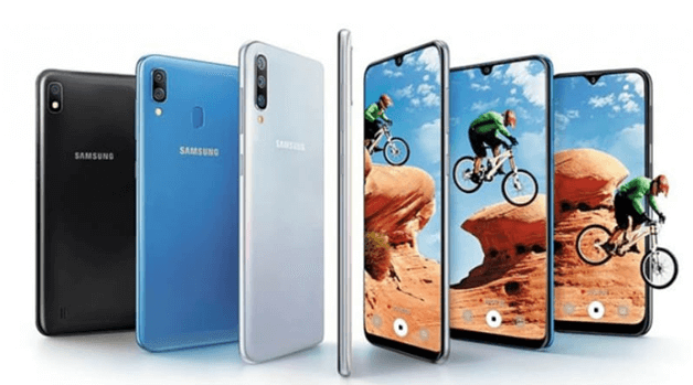 Samsung A series of phone