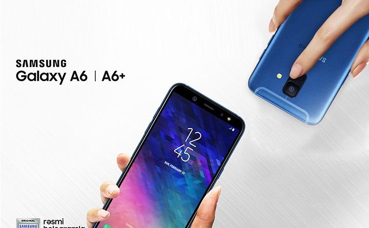 Samsung A6