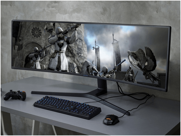 Samsung- Best Gaming Monitor cost