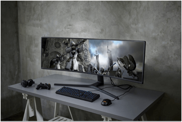 Samsung- Best Gaming Monitor features