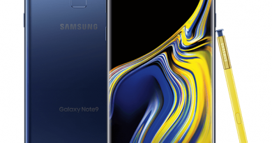 Samsung Galaxy Note 9 plans