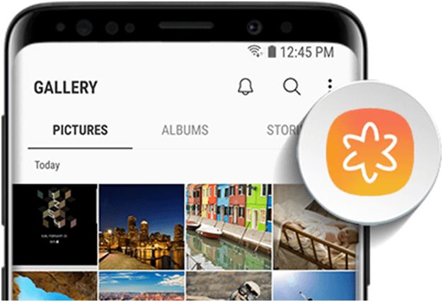 Samsung Galaxy S9 photos bug