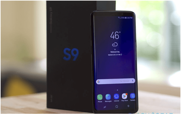 Samsung Galaxy S9 Photo Gallery