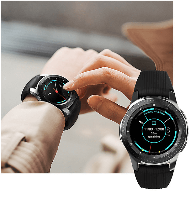Samsung Galaxy Watch- Telstra price and plan