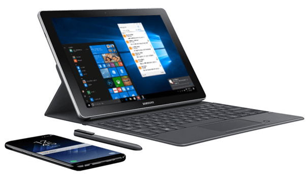 Samsung Galaxy book 2- Features