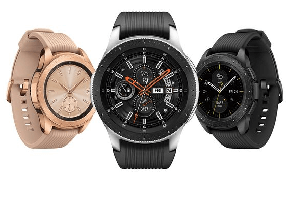 Samsung Galaxy watch apps