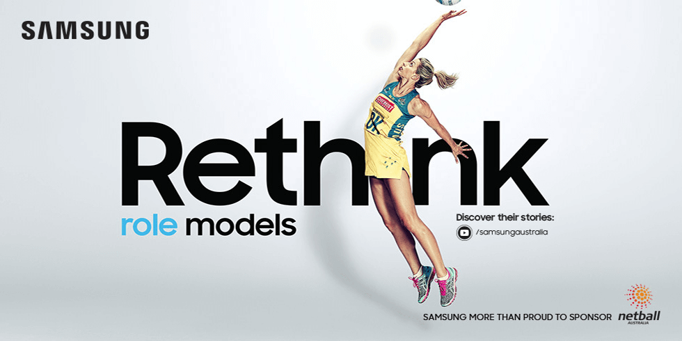 Samsung Rethink Role models