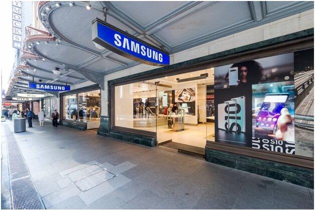 Samsung Store Australia